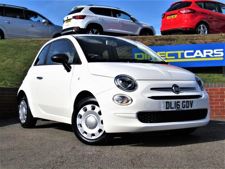 Fiat 500 #139613