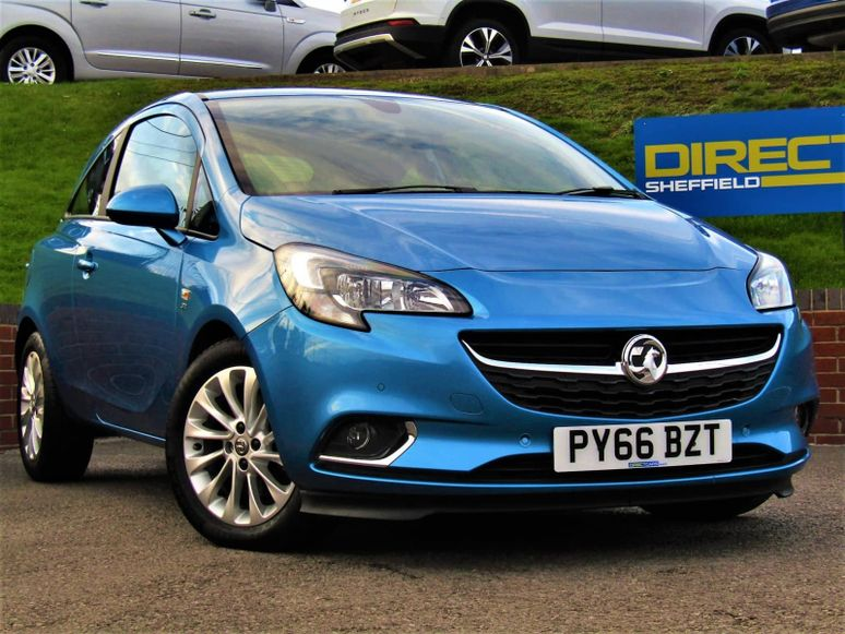 Vauxhall Corsa #139778