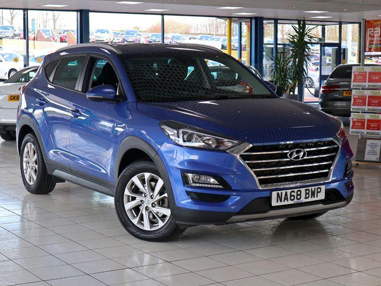 Hyundai Tucson #139841