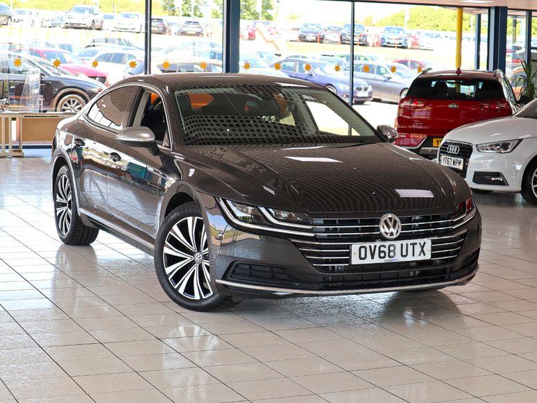 Volkswagen Arteon #140444