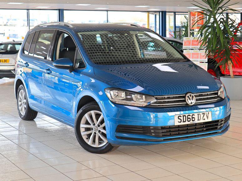 Volkswagen Touran #140961