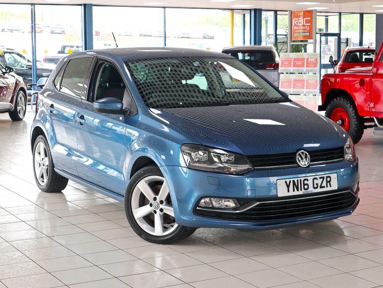 Volkswagen Polo #140259