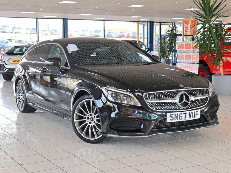 Mercedes-Benz CLS Class #141882