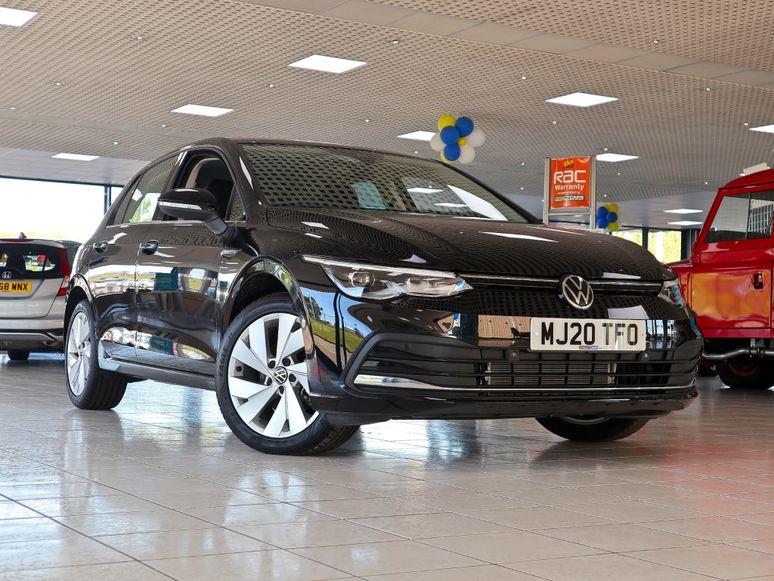 Volkswagen Golf #141938