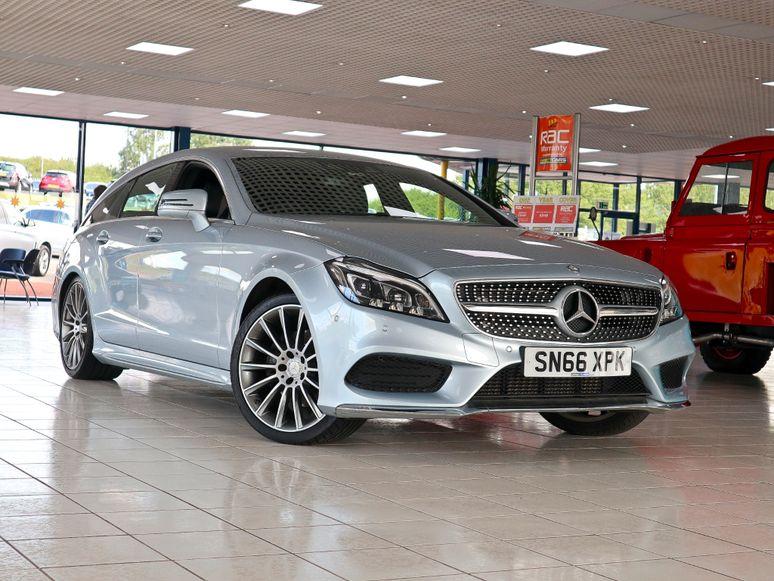 Mercedes-Benz CLS Class #141968