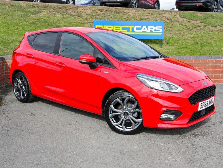 Ford Fiesta #141982