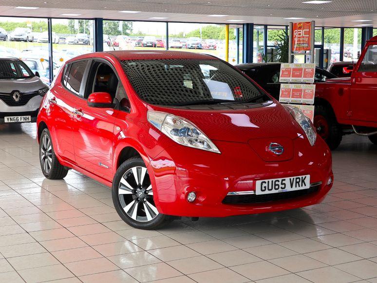 Nissan Leaf #141068
