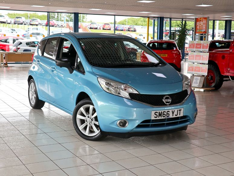 Nissan Note #141263