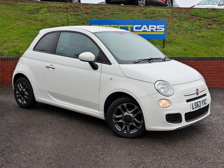 Fiat 500 #141332