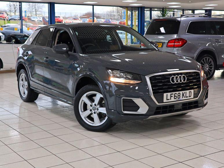 Audi Q2 #142416