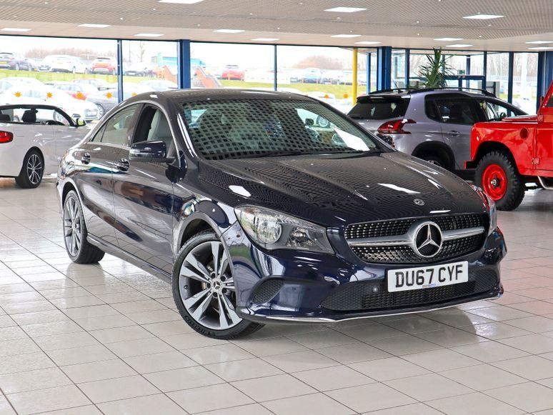 Mercedes-Benz CLA Class #142455