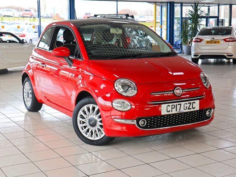 Fiat 500 #142456