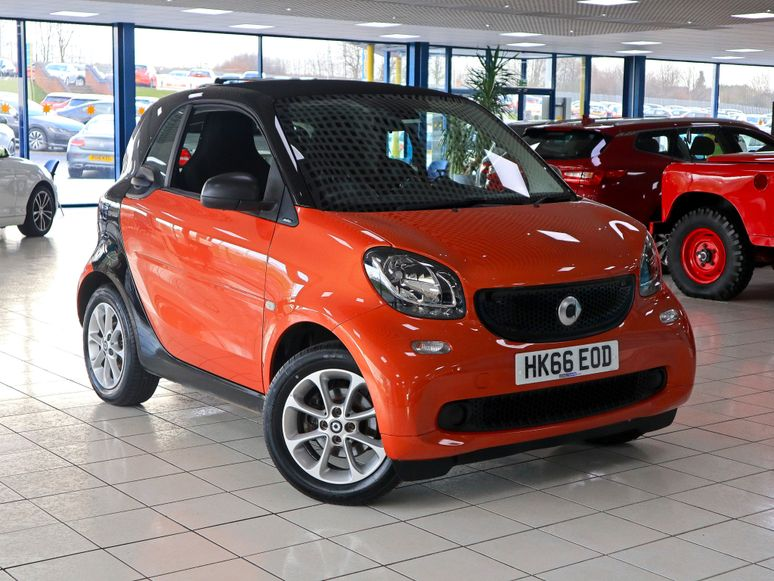 Smart fortwo #142467