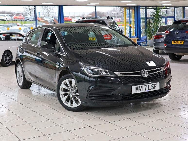 Vauxhall Astra #142469