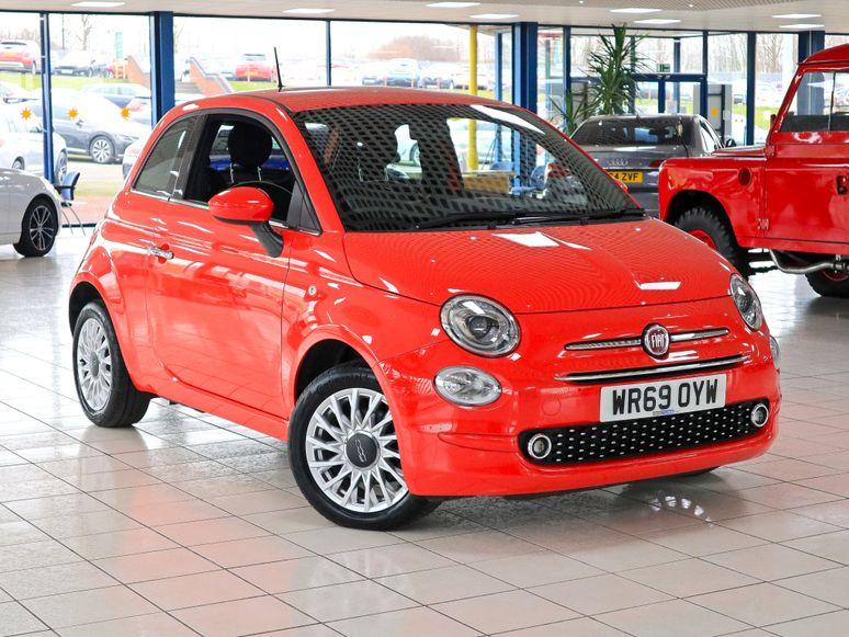 Fiat 500 #142486