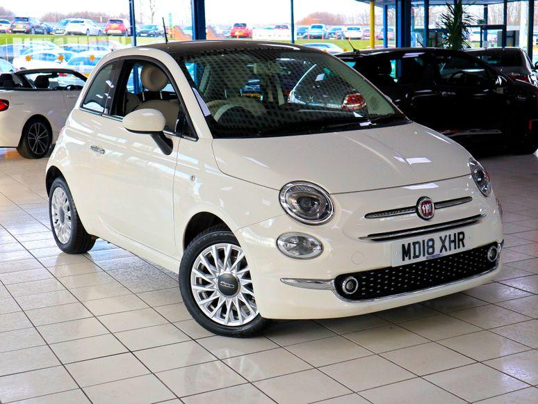 Fiat 500 #142510
