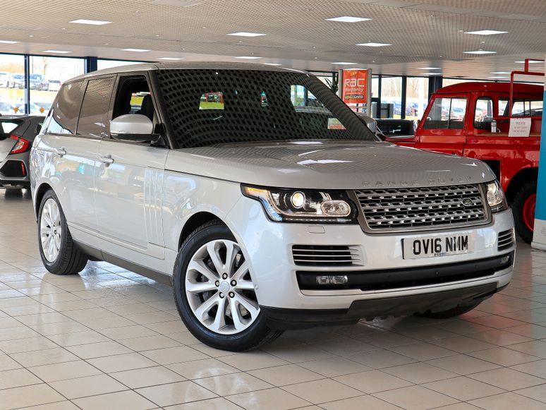 Land Rover Range Rover #142559
