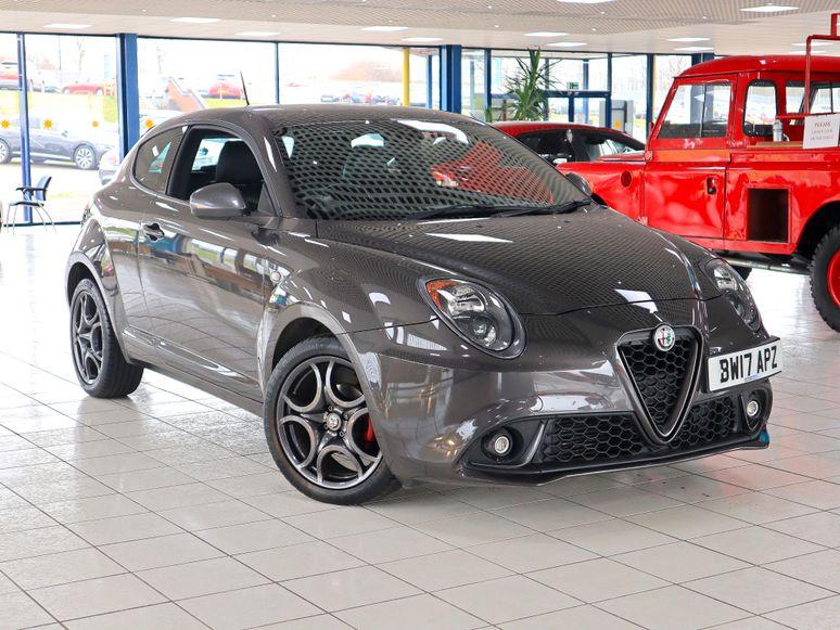 Alfa Romeo Mito #142568