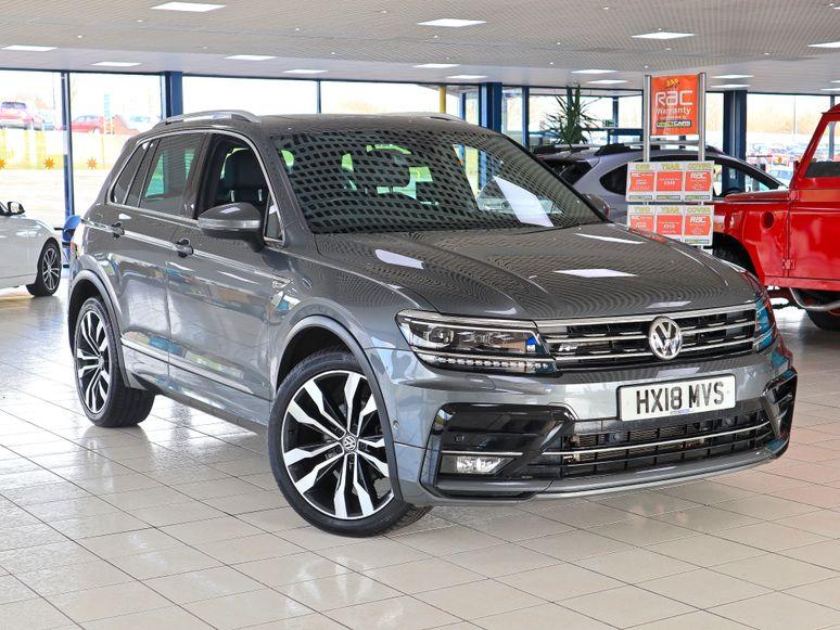 Volkswagen Tiguan #142569