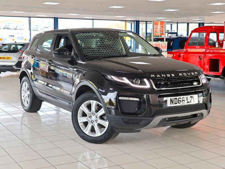 Land Rover Range Rover Evoque #142572