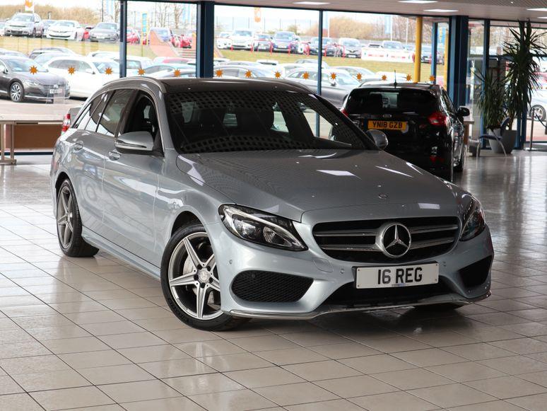 Mercedes-Benz C Class #142575