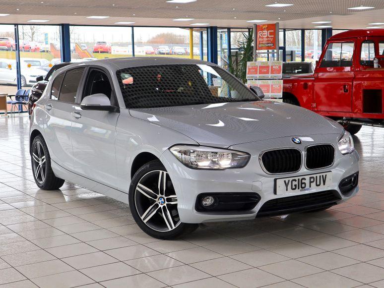 BMW 1 Series #142596