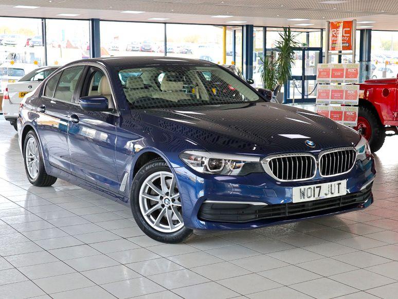 BMW 5 Series #142635