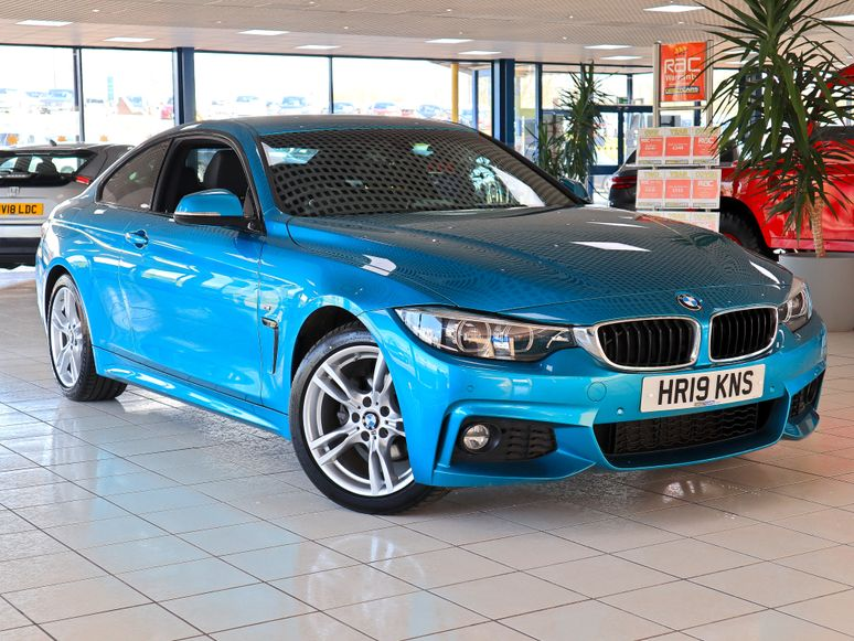BMW 4 Series #142646