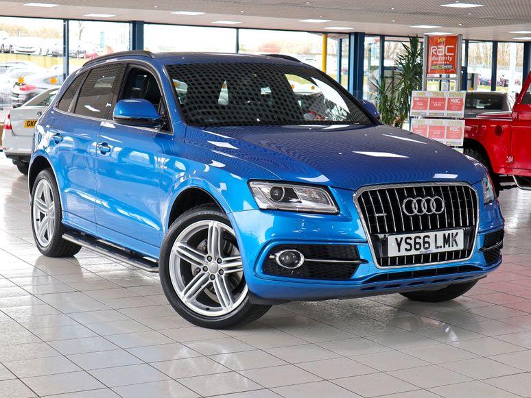 Audi Q5 #142650