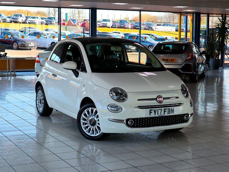 Fiat 500 #142692