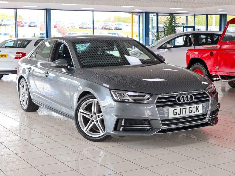 Audi A4 #142693