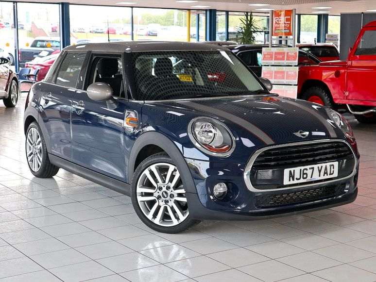 Mini Hatch #142713