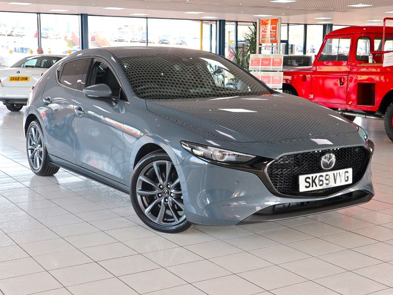 Mazda 3 #142724