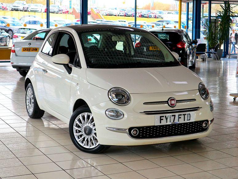 Fiat 500 #142726