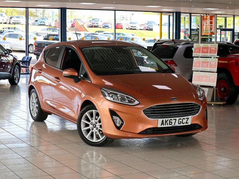 Ford Fiesta #142741