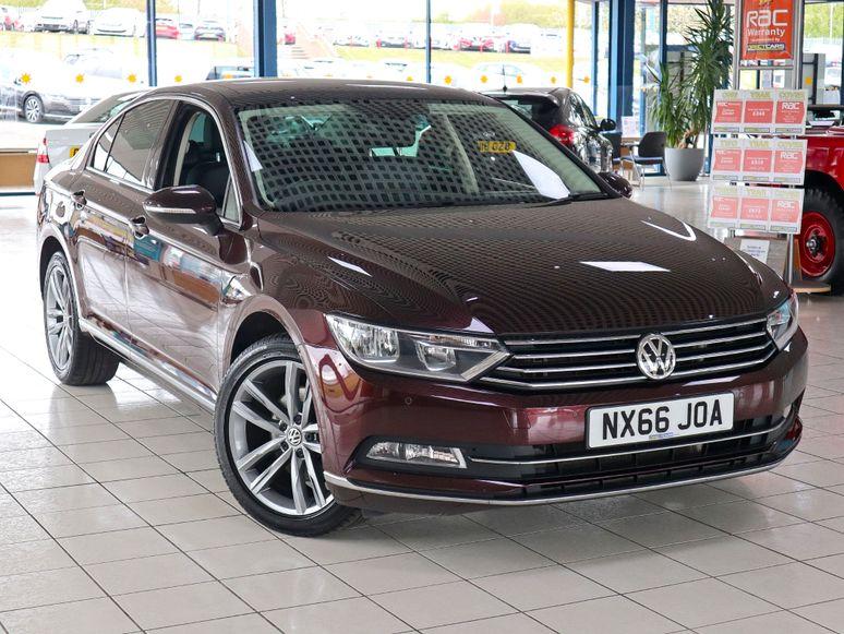Volkswagen Passat #142742