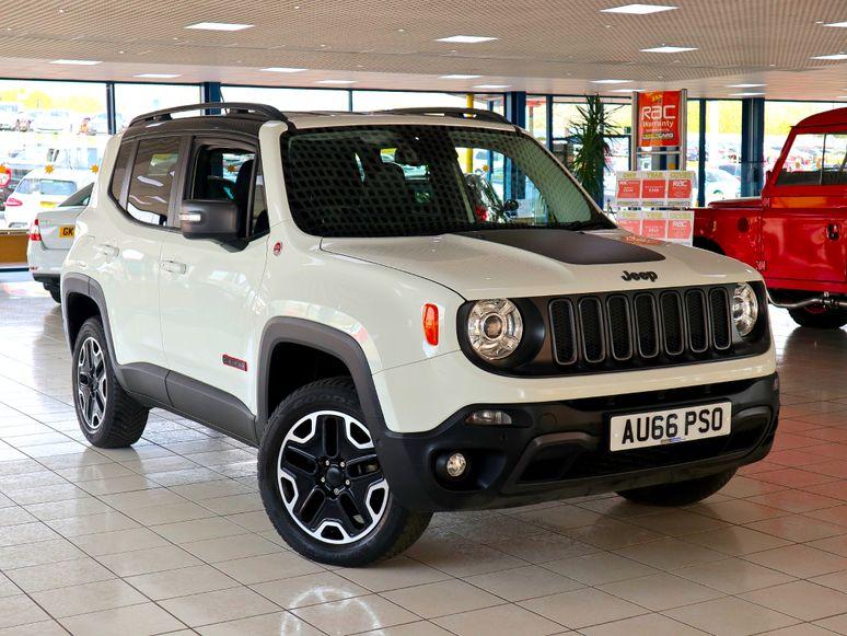 Jeep Renegade #142751