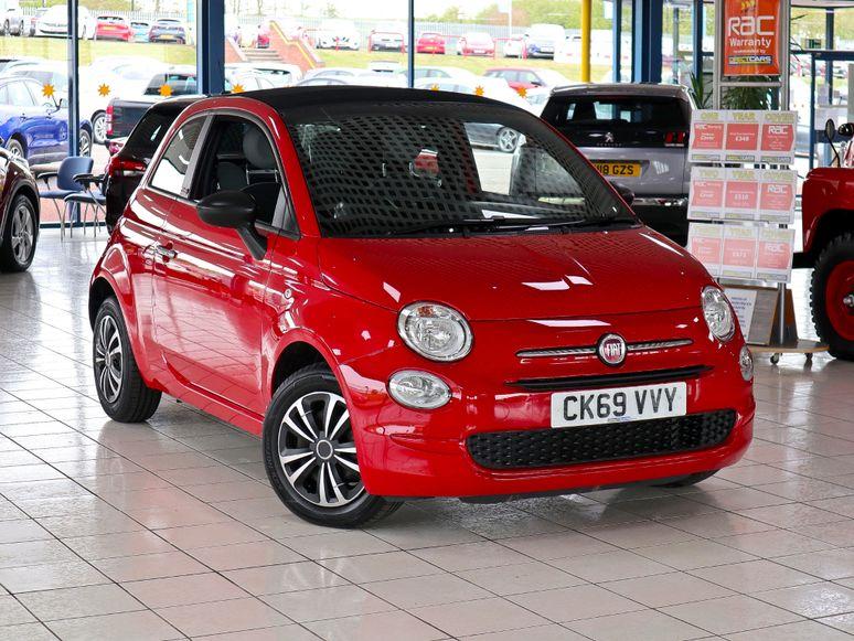 Fiat 500C #142759