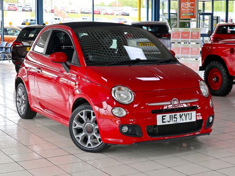 Fiat 500C #142773