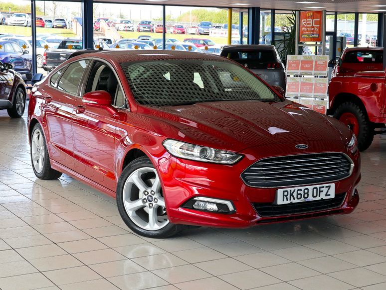 Ford Mondeo #142778