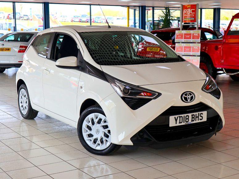 Toyota Aygo #142795