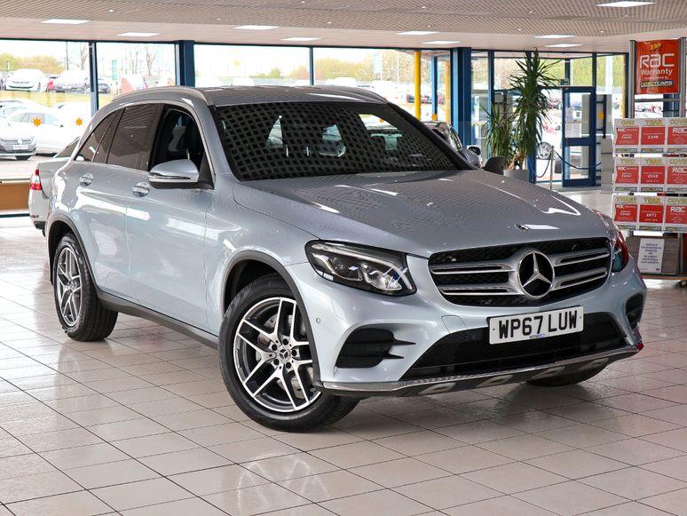 Mercedes-Benz GLC Class #142805