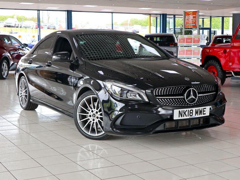 Mercedes-Benz CLA Class #142816