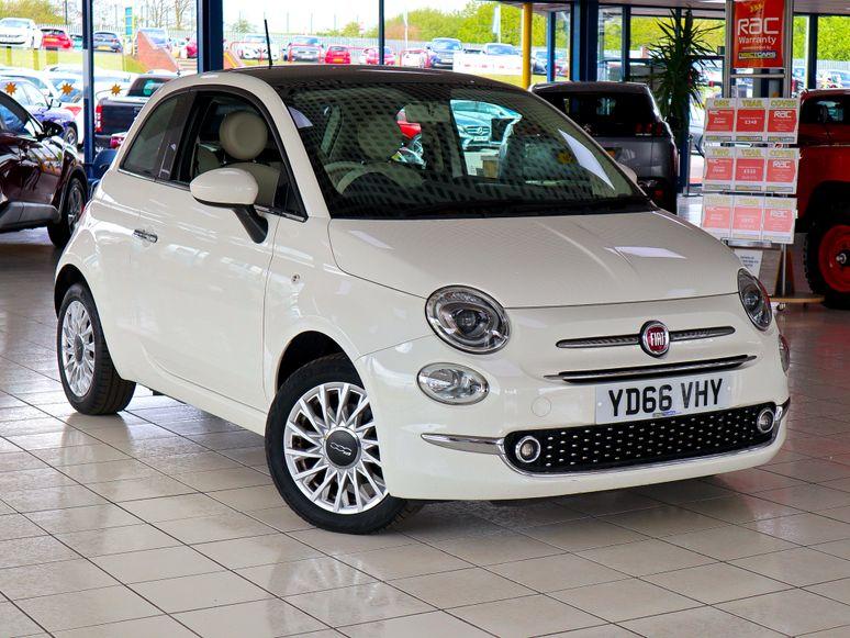 Fiat 500 #142823