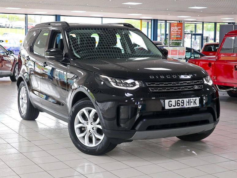 Land Rover Discovery #142826