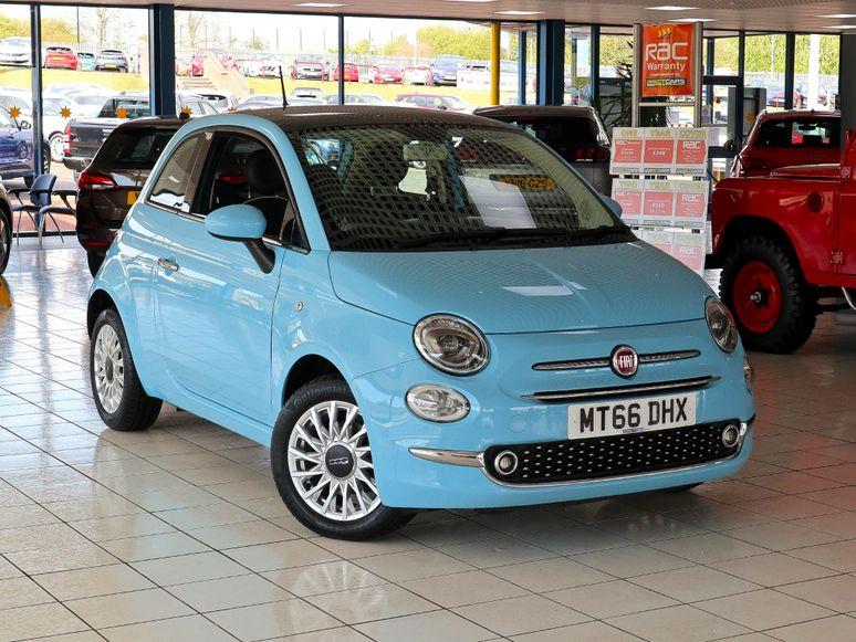 Fiat 500 #142833
