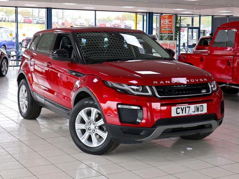 Land Rover Range Rover Evoque #142868
