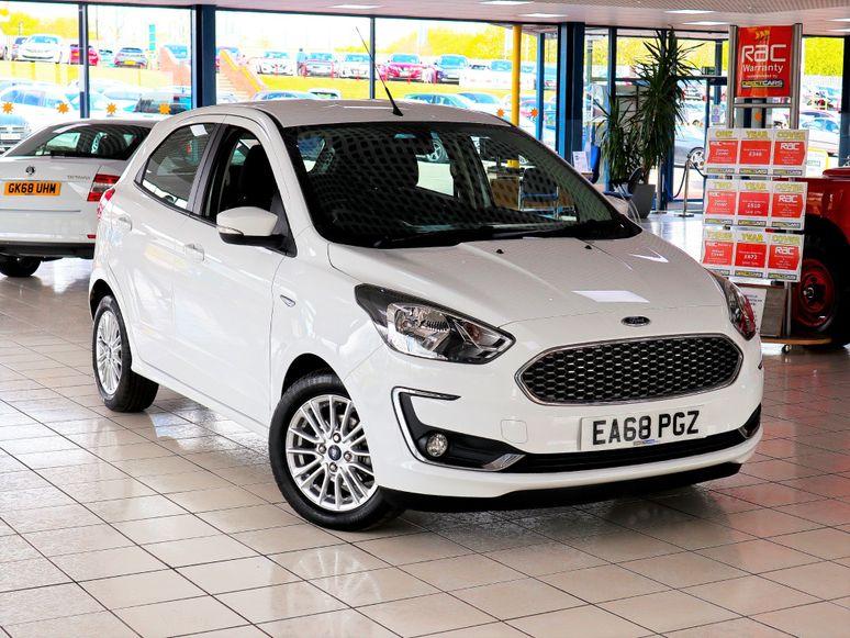 Ford KA+ #142878