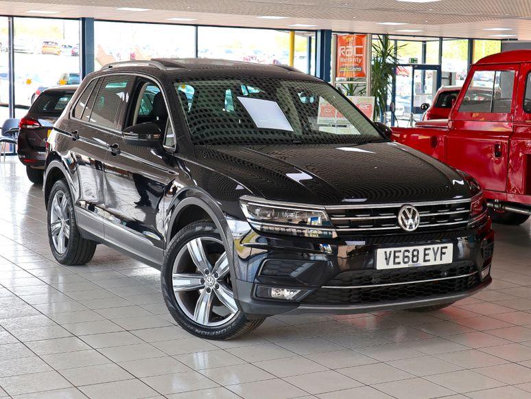 Volkswagen Tiguan #142882