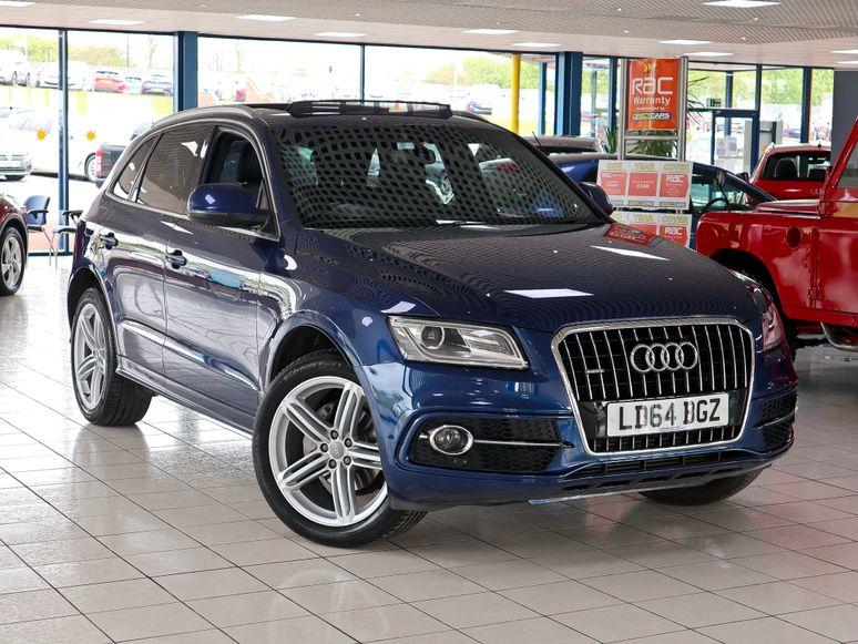 Audi Q5 #142885